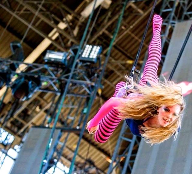 Kari Kirkland - Owner at Emerald City Trapeze Arts in Seattle