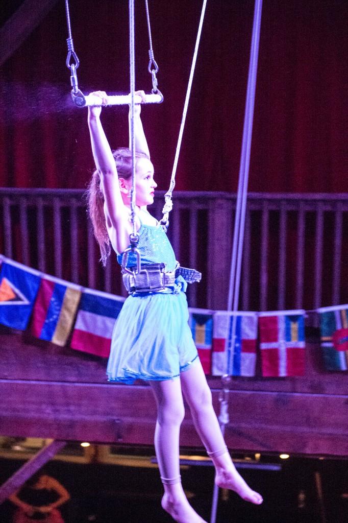 Emerald City Trapeze Student Show