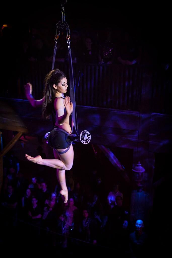 Dance Trapeze Cassie Emerald City Trapeze