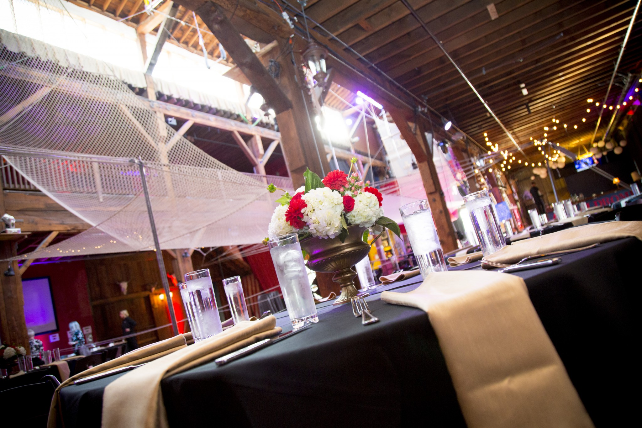 Weddings, Parties and Events at Emerald City Trapeze Arts in Seattle