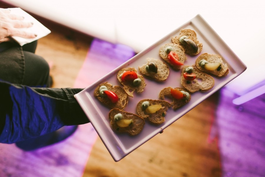 Party and Event Food at Emerald City Trapeze Arts in Seattle