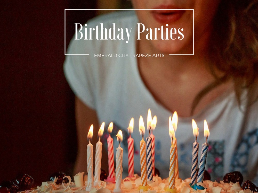 Seattle Birthday Parties And Bachelorette Parties Emerald City