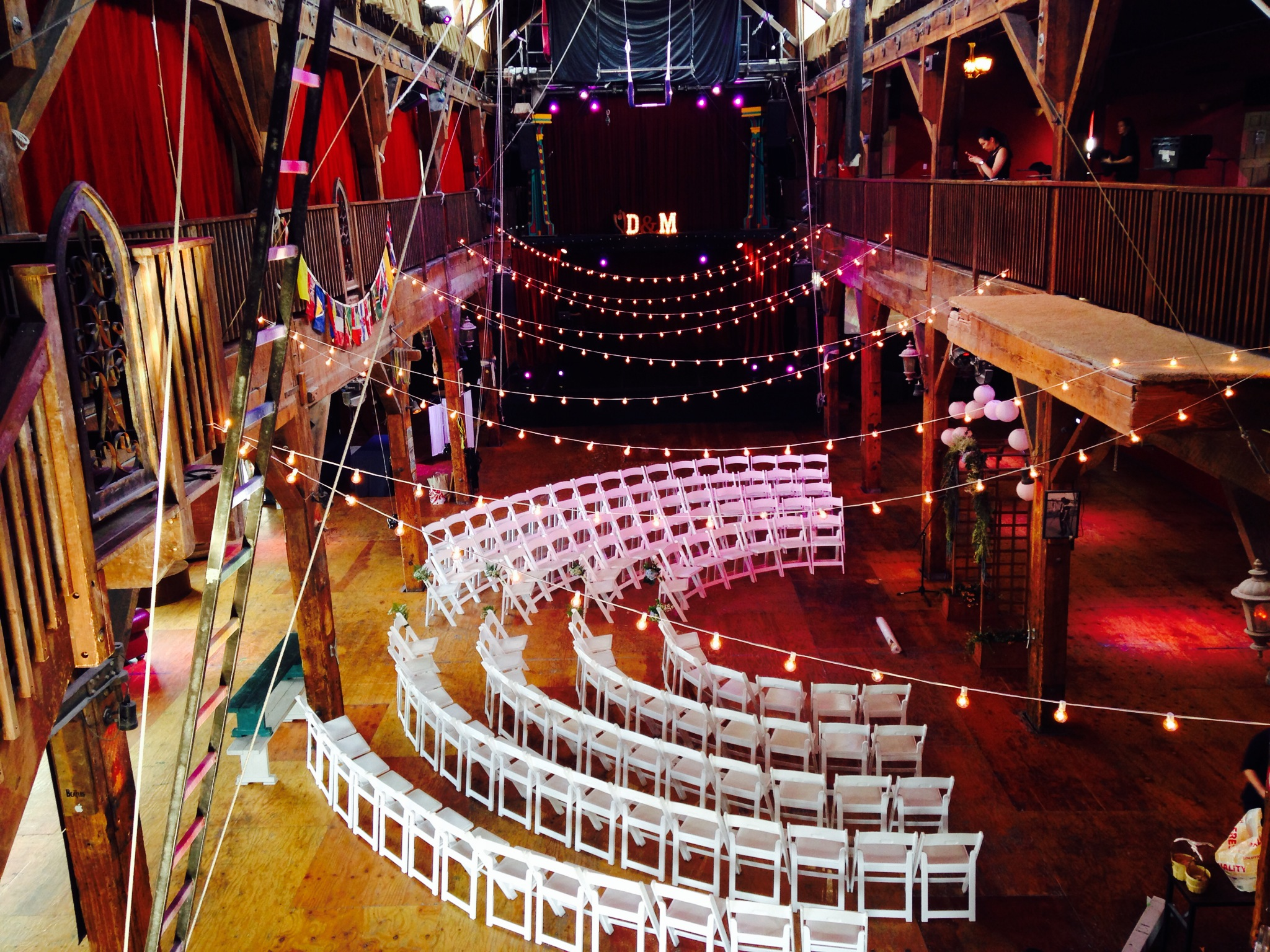 Parties and Events at Emerald City Trapeze Arts in Seattle